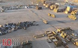 """NÓNG: QĐ Syria """"hốt trọn ổ"""" kho vũ khí khổng lồ của IS-Toàn loại hiện đại nhất của Nga, Mỹ"""