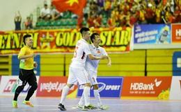 Lập công đầu, Phùng Trọng Luân giúp Việt Nam thắng tuyệt đối, hẹn Thái Lan ở chung kết