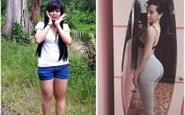 Lột bỏ 15kg dư thừa, 9x Sài thành hoá cô gái vạn người theo đuổi