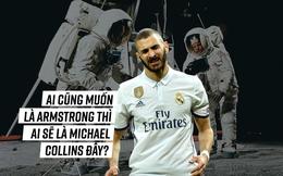 Harry Kane rất giỏi, nhưng xin lỗi, Real Madrid đã có Benzema