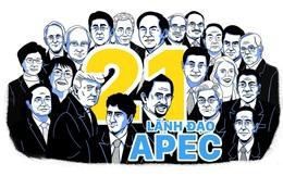 Chân dung 21 nhà lãnh đạo các nền kinh tế dự hội nghị APEC tại Đà Nẵng