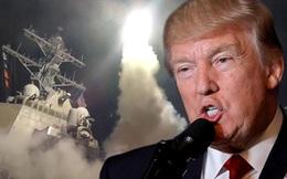 Nguyên nhân thực sự khiến Trump nã tên lửa Tomahawk vào Syria là gì?