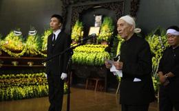 Tang lễ cụ Hoàng Thị Minh Hồ: Trưởng nam công khai di nguyện của cụ bà trước khi mất
