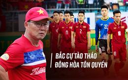 """Quên Miura, Hữu Thắng đi, """"tướng"""" Park mới là """"chuẩn soái ca"""" của bóng đá Việt Nam"""