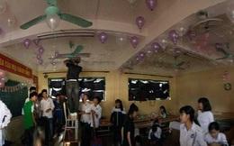 Học sinh lắm chiêu và món quà sinh nhật kỳ công dành tặng cô giáo chủ nhiệm