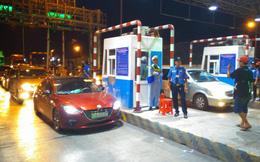BOT Cai Lậy xả trạm lúc nửa đêm vì tài xế đòi đúng 100 đồng tiền thừa