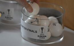 Bốc thăm Europa League: Man United dễ thở, Mourinho cười sung sướng
