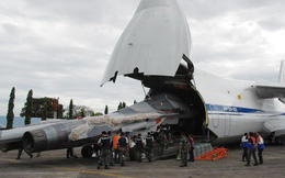 """Thị trường máy bay chiến đấu châu Á: """"Sóng thần"""" đang ập đến"""
