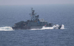 Vệ binh Cách mạng Iran bắt tàu cá Ả Rập Saudi