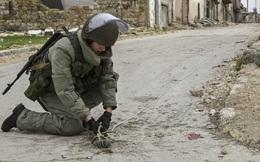 Nga tố liên quân Mỹ đứng đầu phá hủy có hệ thống ở Syria