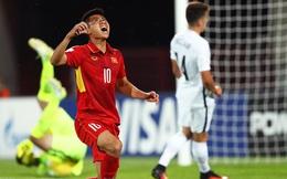 Thăng hoa khó tin, U20 Việt Nam làm nên lịch sử ở World Cup
