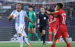 U20 Argentina tan hoang ở World Cup, mở ra cơ hội cho thầy trò HLV Hoàng Anh Tuấn