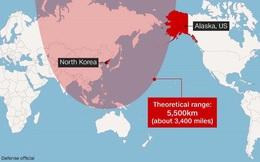 Quan chức Mỹ: Triều Tiên đang phát triển tên lửa có tầm xa 5.500 km