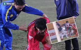 """Công Phượng và đồng đội """"ăn đòn"""", HAGL mong VFF xử lý mạnh tay cầu thủ đá láo"""