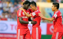 Hé lộ kế hoạch táo bạo của Công Vinh với cựu tuyển thủ Senegal