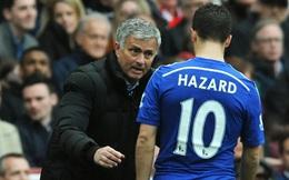 """""""Gửi những người bạn Bỉ"""" đỏng đảnh của Mourinho"""