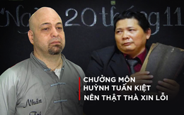 Chuyên gia truyền thông gửi Chưởng môn Huỳnh Tuấn Kiệt: Nếu sai thì ra mặt xin lỗi đi thôi