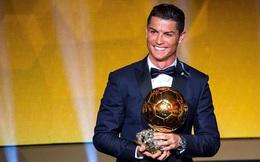 Tiết lộ cuộc gọi bí mật của Ronaldo sau tin đồn Messi đoạt QBV 2017