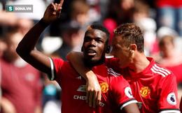 Trực tiếp clip trận Man United 1-0 Brighton & Hove Albion: Ashley Young tỏa sáng
