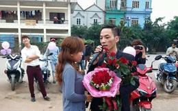 Màn tỏ tình gây xôn xao mạng xã hội Việt ngày hôm qua
