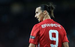 Lần đầu tiên sau 10 năm, Ibrahimovic tuột mất