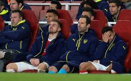 Cech: 'Sanchez không hề cười trên thất bại của Arsenal'