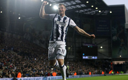 Clip bản quyền Premier League: West Brom 3-1 Hull City
