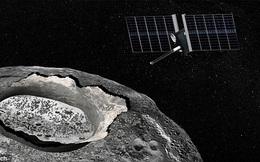 NASA chuẩn bị khám phá tiểu hành tinh có khối lượng kim loại quý trị giá 10 tỷ tỷ USD