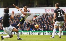 Premier League vòng 21: Tottenham 4-0 West Brom