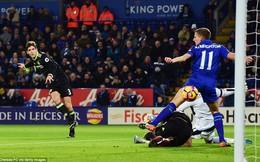 Premier League vòng 21: Leicester 0-3 Chelsea
