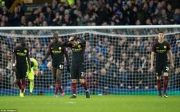 Clip bản quyền Premier League: Everton 4-0 Man City