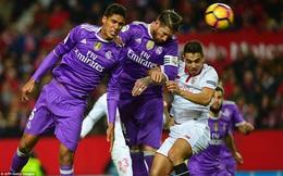 Chìm đắm trong kỷ lục, Real Madrid thất bại trước đối thủ chẳng ai ngờ đến