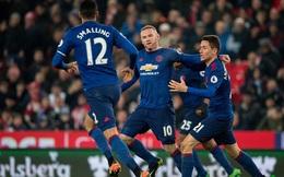 Clip bản quyền Premier League: Stoke City 1-1 Man United