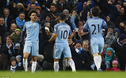 Clip bản quyền Premier League: Man City 2-2 Tottenham