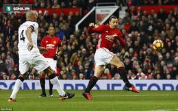 Premier League vòng 25: Man United 2-0 Watford
