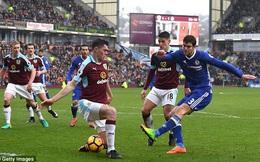 Clip bản quyền Premier League: Burnley 1-1 Chelsea