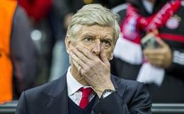Wenger không dám bào chữa, run rẩy nói về 25 phút ám ảnh