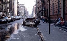 """Quá khứ """"đen"""" của thành phố New York qua lời cảnh báo đáng sợ của chính quyền địa phương"""