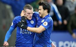 Vừa thay Ranieri, Leicester lập tức thăng hoa khó tin trước Liverpool