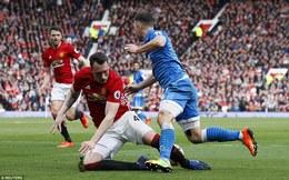 Premier League vòng 27: Man United 1-1 Bournemouth
