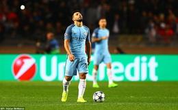 Thua sốc Monaco, Man City đau đớn rời Champions League