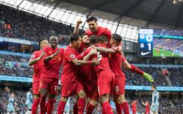 Vòng 29 Premier League: Manchester City 1-1 Liverpool