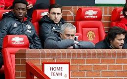 """Vắng Ibrahimovic, Pogba, bộ tứ tấn công của Man United """"chết lâm sàng"""""""