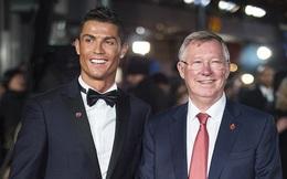 """Cristiano Ronaldo: """"Khoảnh khắc đó ở Man United đẹp nhất trong cuộc đời tôi"""""""