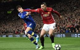 """""""Chết hụt"""" tại Old Trafford, Man United giương cờ trắng trong cuộc đua top 4"""