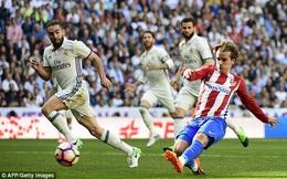 Griezmann từ chối Real Madrid, rộng cửa cho các ông lớn Premier League