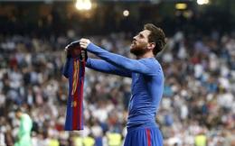 """Messi hộc máu mồm, vẫn một mình """"hạ sát"""" cả Real Madrid"""