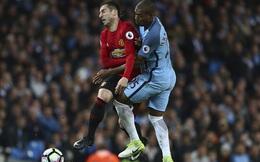 """""""Tử thủ"""" tại Etihad, Mourinho đưa Man United đạt con số thấp nhất lịch sử"""