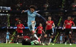 """""""Sống sót"""" sau derby Manchester, Quỷ đỏ thở phào nhẹ nhõm"""