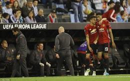 """Phá dớp từ thời Ronaldo, Rashford giúp Man United """"đổi đời""""?"""